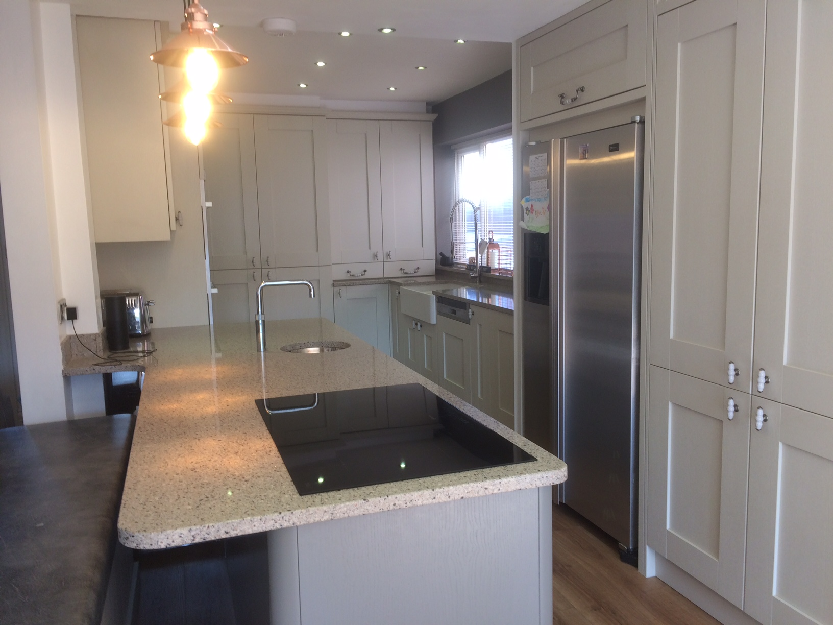 Whole kitchen completed August 2018